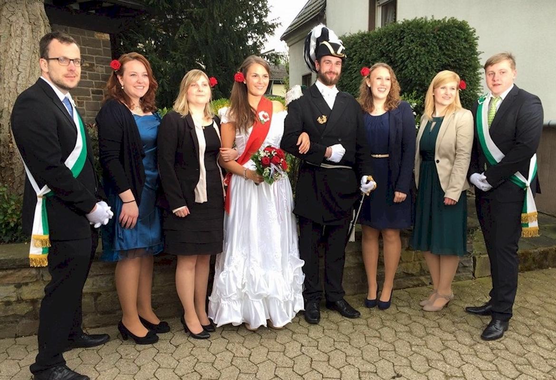 Rosendorf Löhndorf - Peter Welsch ist unser neuer König